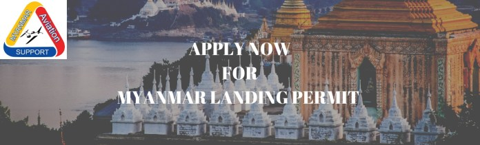 Apply to Myanmar Landing Permit