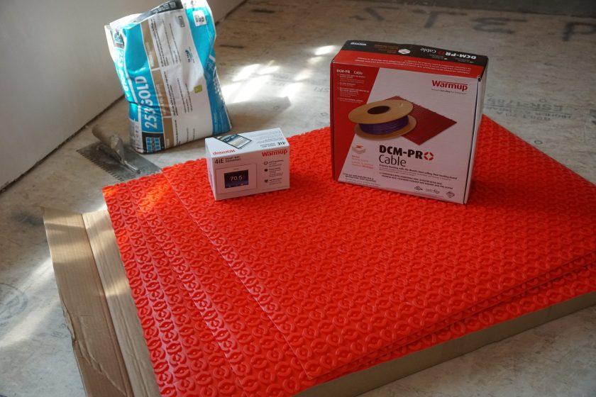 Warmup Radiant Floor Heating