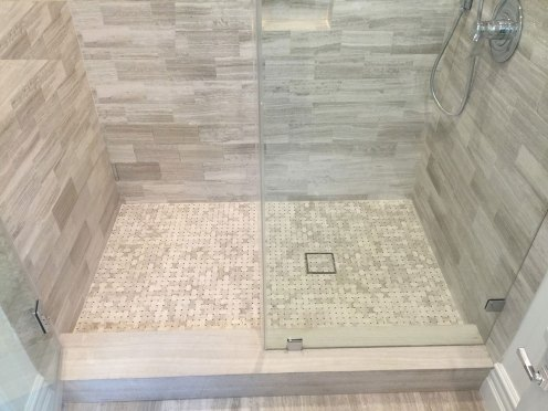 SereneDrains Tile Inseret Shower Drains