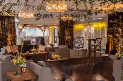 Elegant Corporate Dinner Party Flora Nova Design