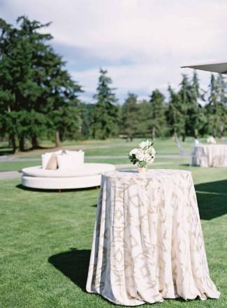 White Country Club Wedding Flora Nova Design Seattle