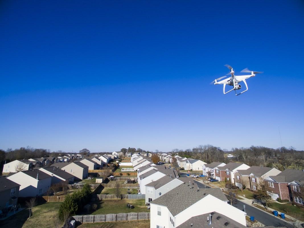 Real-estate_drone