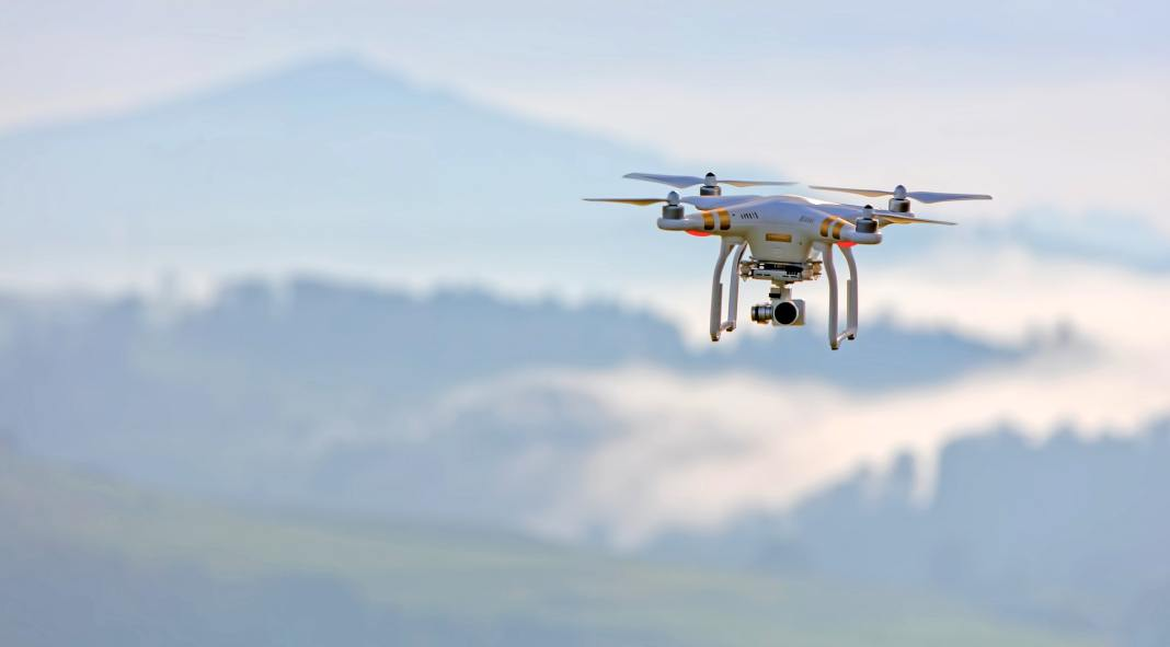 drone enlistment in India