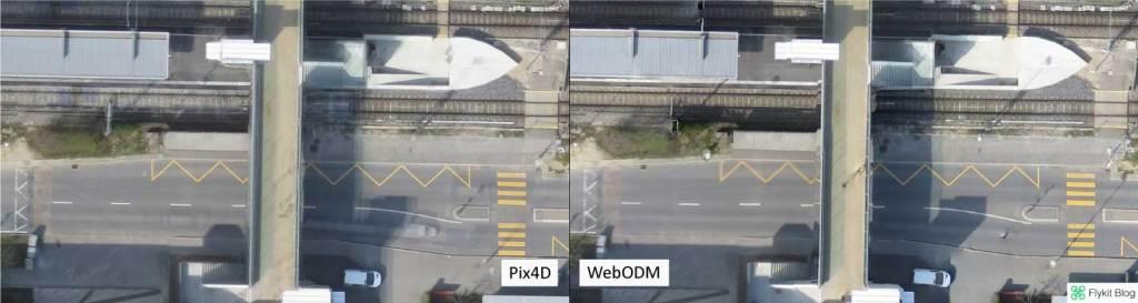 Pix4D vs WebODM - UAV Demo 5