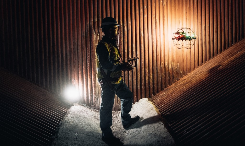 drones for inspections