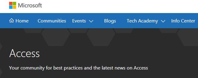 access-community