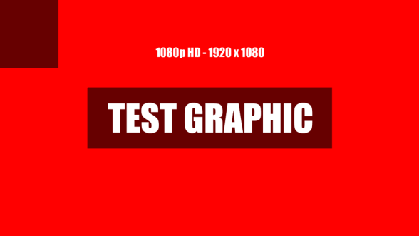 test-graphic