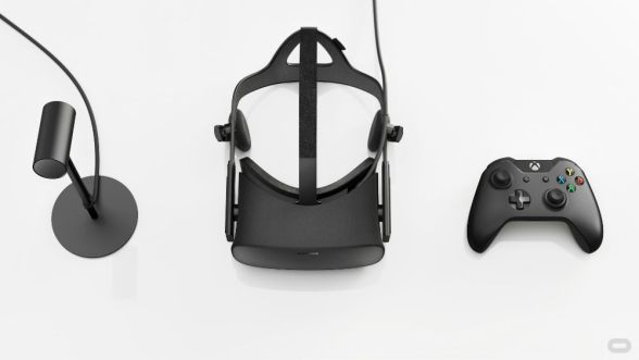 Oculus Rift - Virtual Reality
