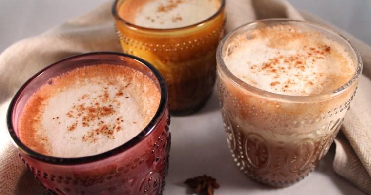 Latte Oriental mit feinen Gewürzen