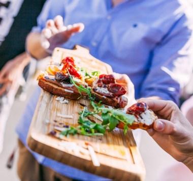 Tapas foodtrucks op je trouwfeest