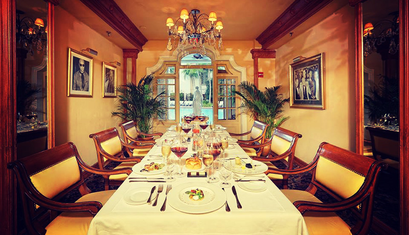 Palme DOr Miami Restaurants Miami US Forbes Travel