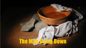 Jesus: The Man Going Down
