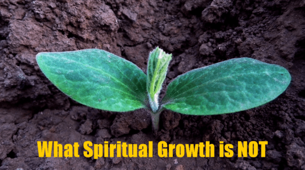 What Spiritual Growth Really Is