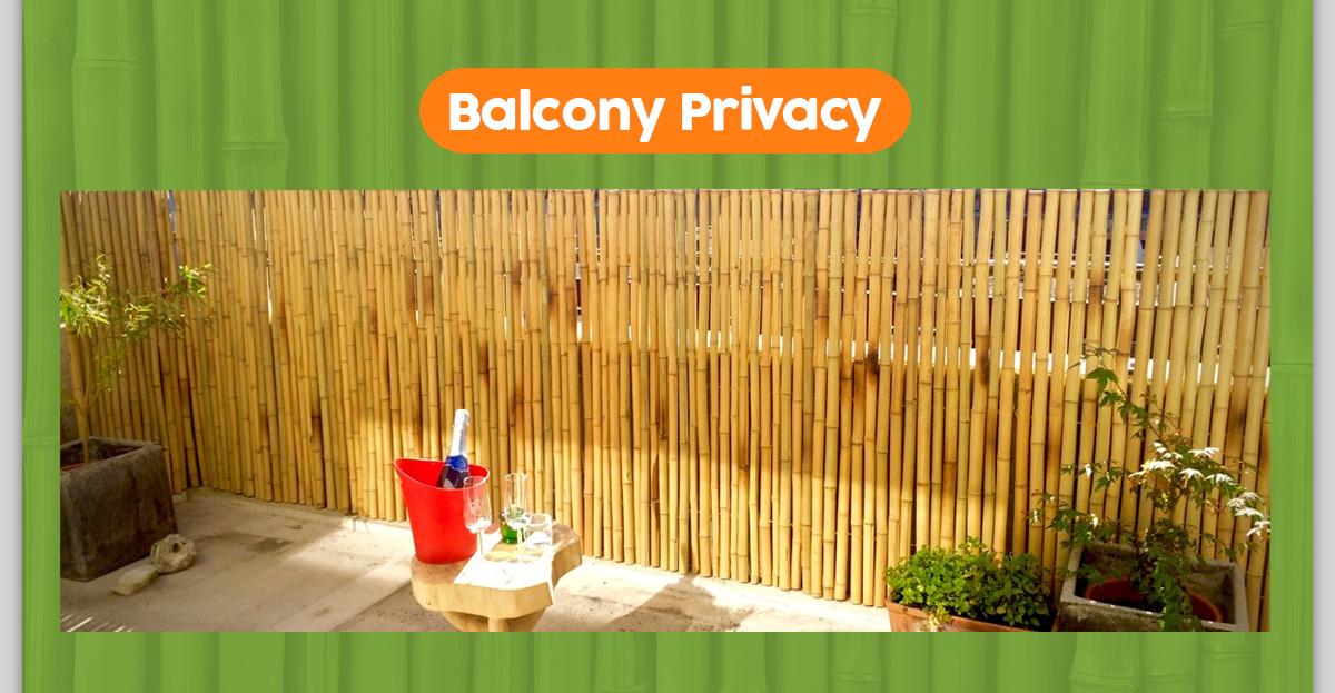 creative bamboo fence ideas diy