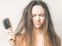 cabelos ressecados