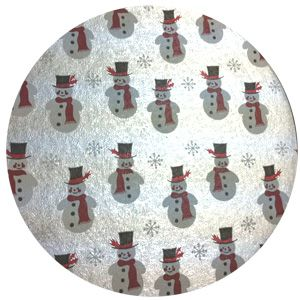 Cómo combinar bases para tartas con Navidad 2