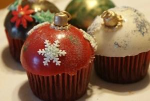 Decoración para cupcakes navideños (parte 2) 1