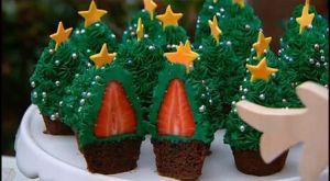 Decoración para cupcakes navideños (parte 2) 3