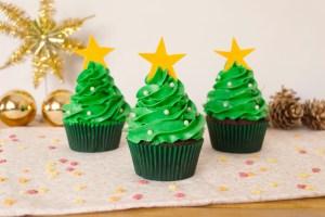 Decoración para cupcakes navideños (parte 2) 4