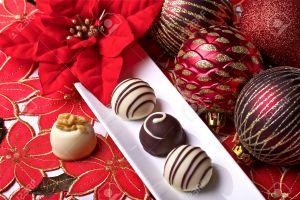 Se acerca la temporada navideña Cómo preparar bombones navideños 3