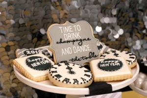 Cómo aprovechar las impresiones comestibles en la fiesta de fin de año 5