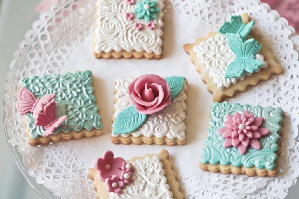 Gu a de trucos para decorar galletas con fondant blog - Guia para decorar ...