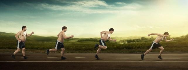 obésité-course-endurance-coeur-running-jogging