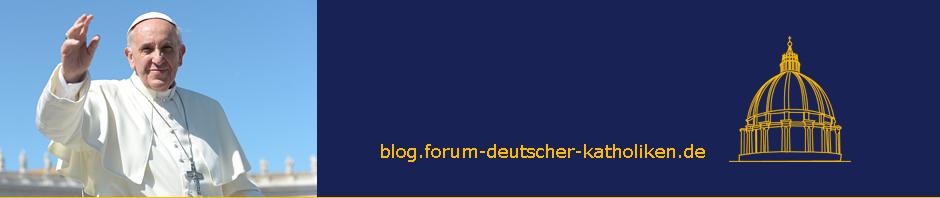 Bildergebnis für blog forum deutscher katholiken