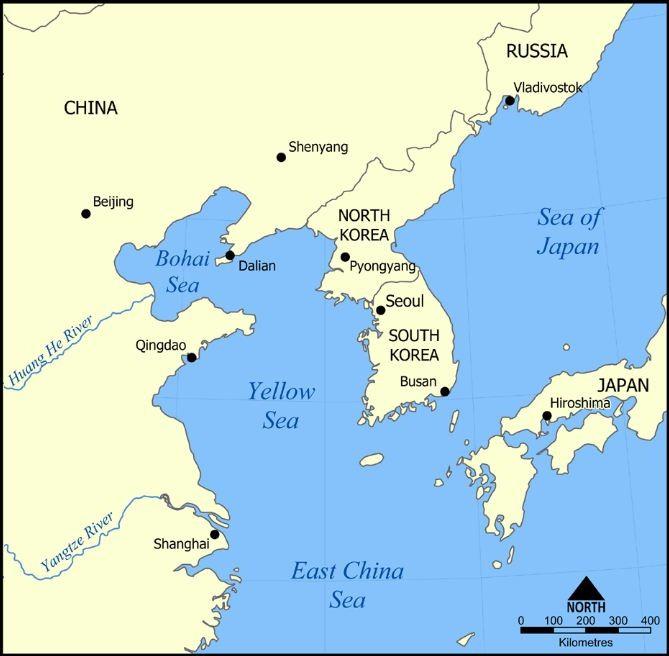 Bohai-Sea