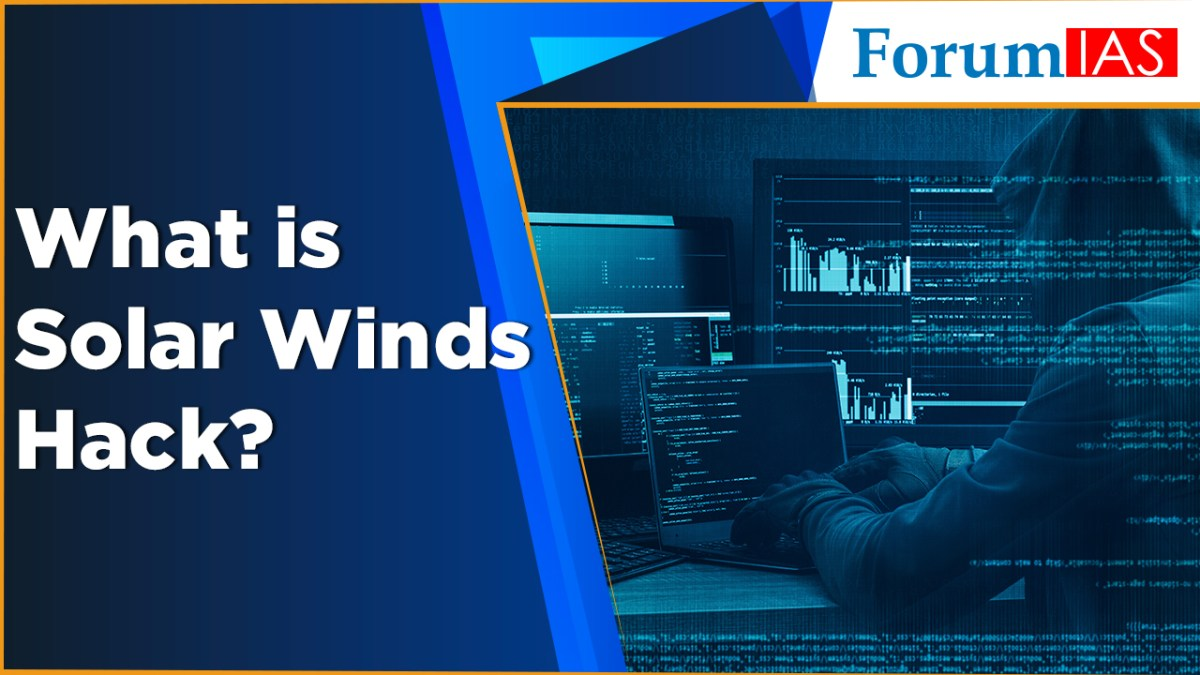 What is Solar Winds Hack