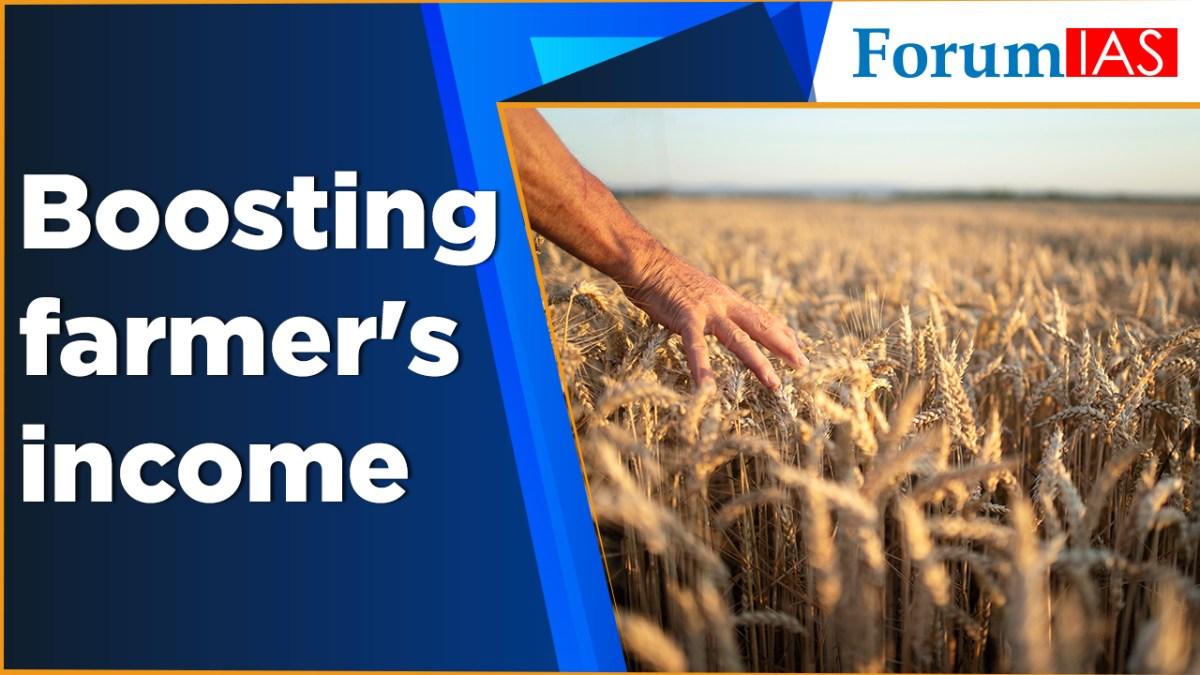 boosting-farmers-income