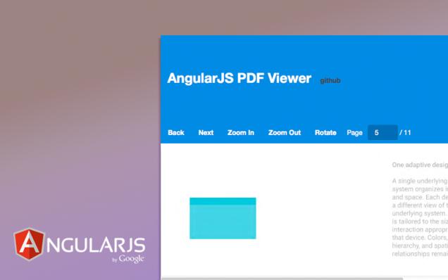 Angularjs Pdf Stream