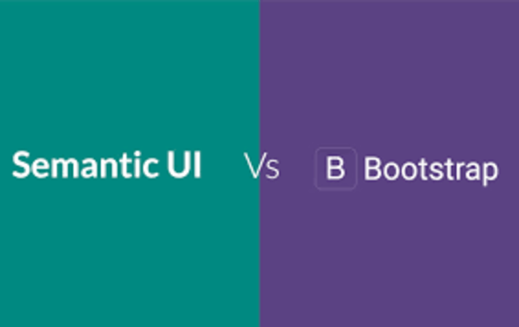 Choosing Semantic UI over Bootstrap for the Open Event Front