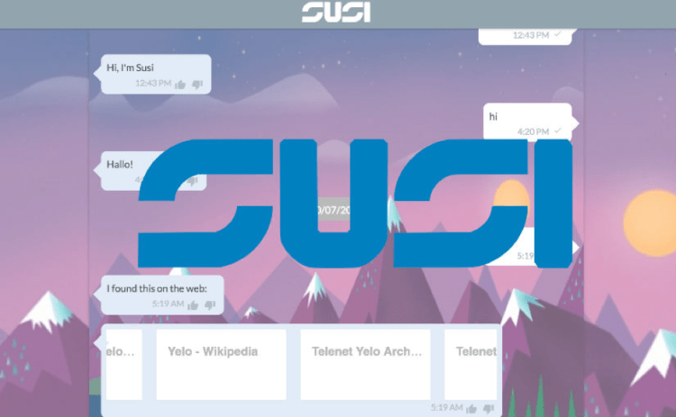 Implementing Wallpapers in React JS SUSI Web Chat Application