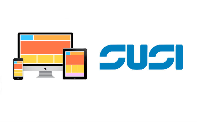 Implementation of Responsive SUSI Web Chat Search Bar