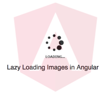 Improving Performance of the Loklak Search with Lazy Loading Images