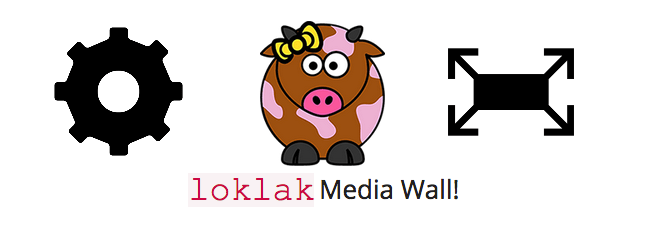 Introducing Customization in Loklak Media Wall | blog