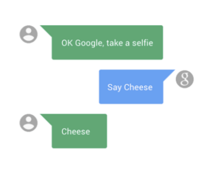 Controlling Camera Actions Using Voice Interaction in Phimpme Android