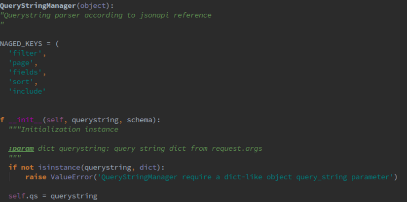 Supporting Dasherized Attributes and Query Params in flask-rest jsonapi for Open Event Server