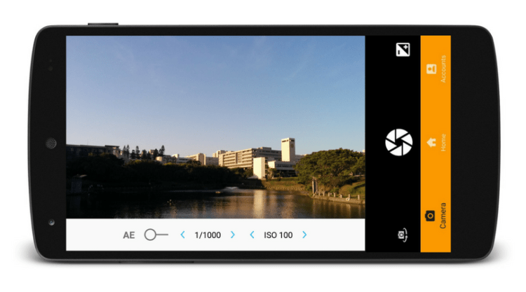 Adding Manual ISO Controls in Phimpme Android