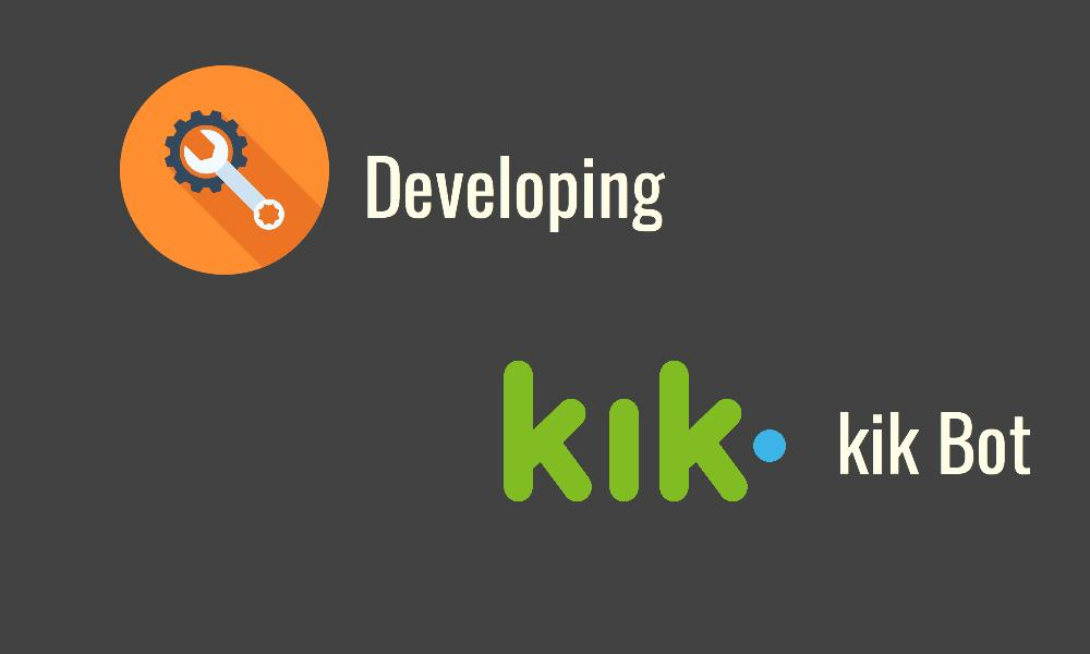 How to make SUSI kik bot