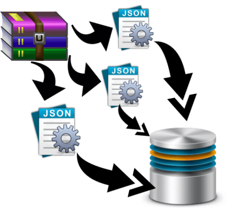 Create Event by Importing JSON files in Open Event Server