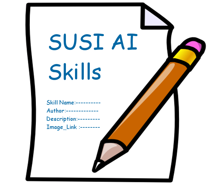 Adding Skill Metadata in SUSI AI