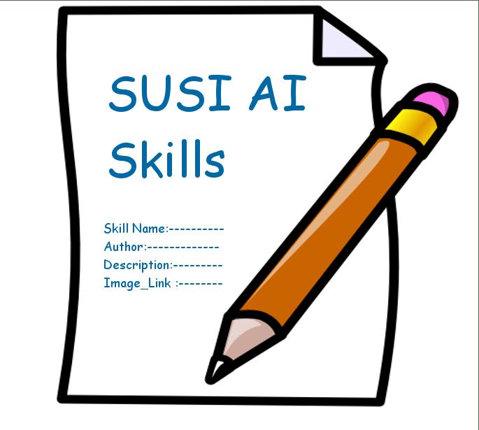 Adding Skill Metadata in SUSI AI