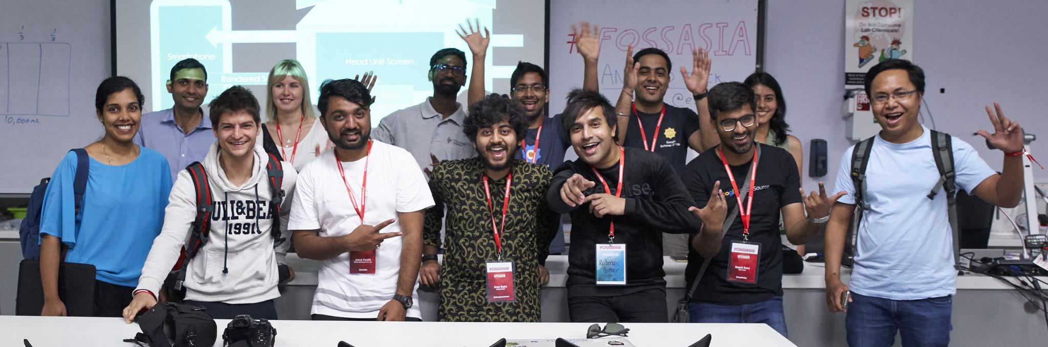 FOSSASIA Summit 2018 Highlights