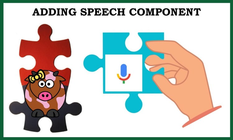 Adding Speech Component in Loklak Search