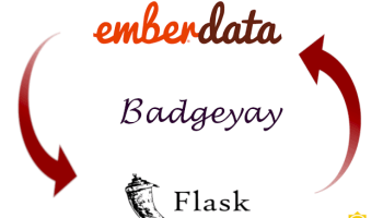 Badgeyay: Integrating EmberJS Frontend with Flask Backend | blog