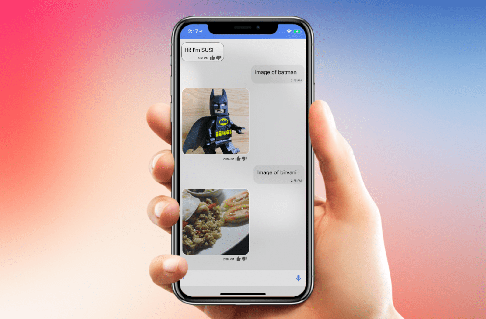 Adding Support for Displaying Images in SUSI iOS