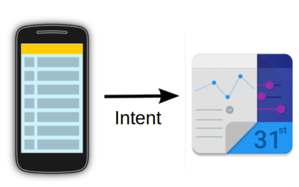 Opening Orga App through Intent in Open Event Android App