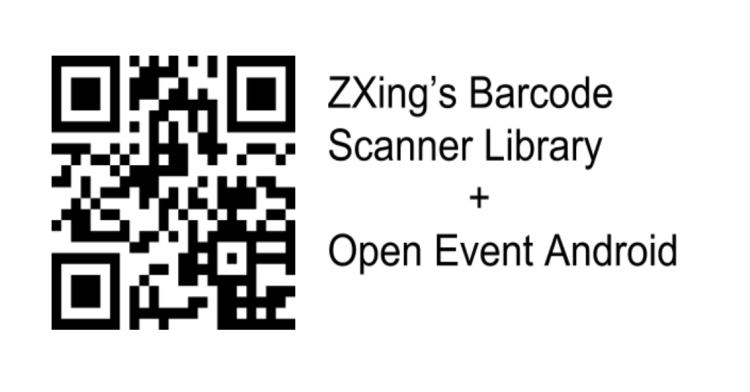 Generating Order QR codes in Open Event Android